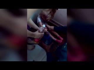 В Гомельской области спасатели помогли двухлетней девочке