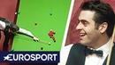Ronnie OSullivan Fastest 147 Break Ever 1997 Snooker World Championship Eurosport