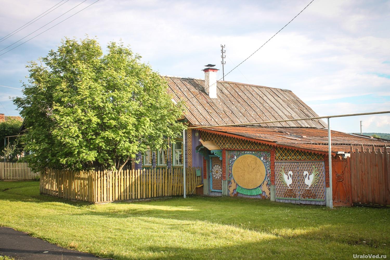 Красивый домик в Лае