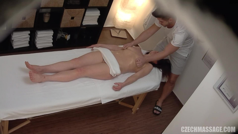 [CzechMassage/CzechAV] Czech Massage 380 [Amateur, BJ, Hidden Camera, Oil, Massage]