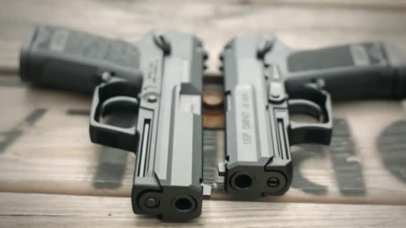 ТОП 10 пистолетов в мире
