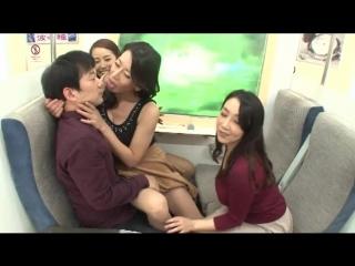 Kitajima Rei, Kirishima Minako, Morishita Mio | PornMir Японское порно вк Japan Porno vk Creampie, Mature Woman