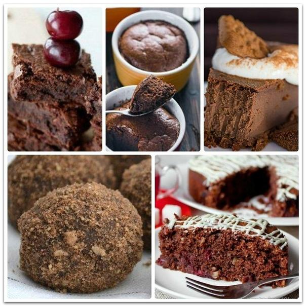5 рецептов шоколадных десертов без вреда для фигуры!