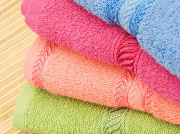 Как сохранить махровые полотенца мягкими и пушистыми