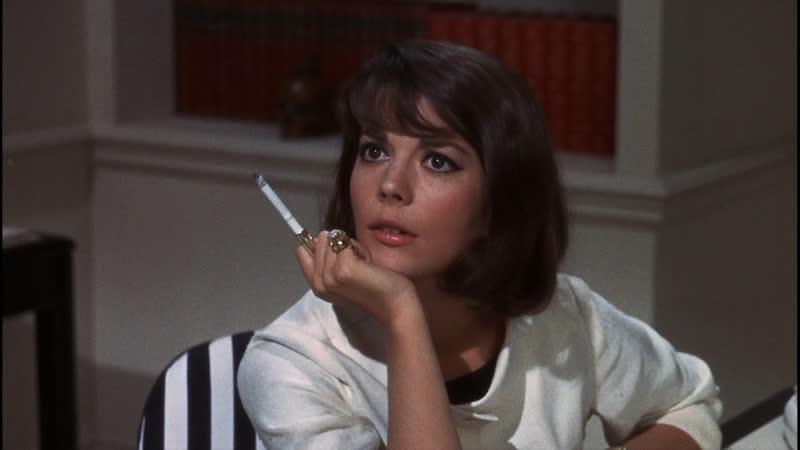 ХФ Секс и незамужняя девушка Sex and the Single Girl (США, 1964) Комедийный фильм с Тони Кёртисом и Натали Вуд в гл. ролях.