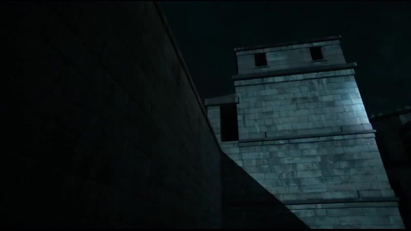 GOTHAM SEASON 4x5 Bruce breaks in Blackgate and going after Ras Al Ghul