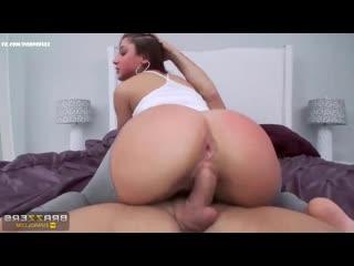 Abella Danger жёстко трахают в лосинах  ( порно. секс. анал. BRAZZERS )