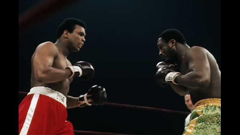 Muhammad Ali - Joe Frazier  , HIGHLIGHT