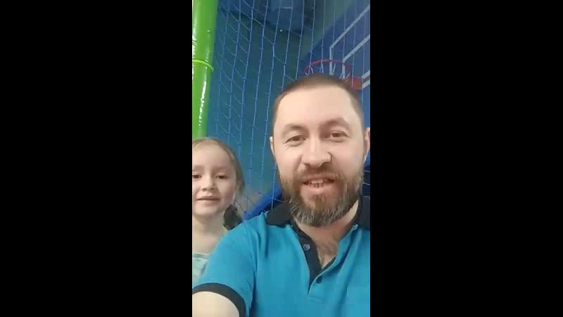 Батутное удовольствие для детей старше 30