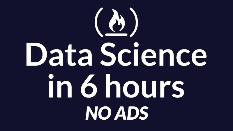 Полный курс по Data Science
