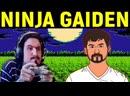 Necros Некрос и Дядя Женя играют в Ninja Gaiden на Денди