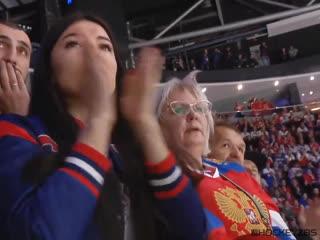 Клип про сборную России по хоккею