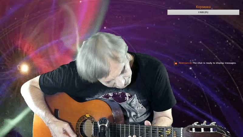 Песни под гитару Бессмертный Высоцкий. Да, сегодня я в ударе....TB №176