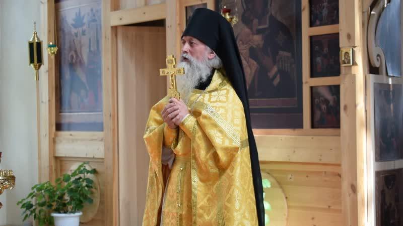 Проповедь на праздник святых апостолов Петра и Павла 12 07 2019г