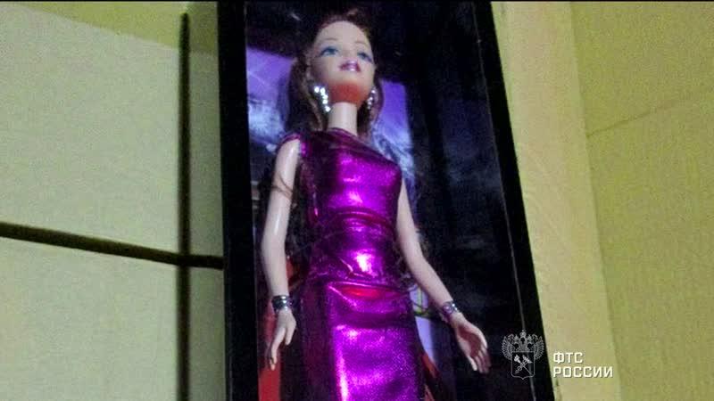 Иркутская таможня нарушение авторских прав куклы Барби