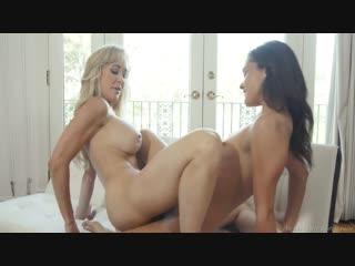 Brandi Love and Zoe Bloom - Mother Lover Society [Lesbian]
