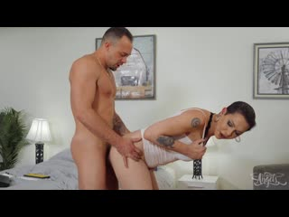 [TransAngels] Danika Dreamz & Kirk Cummings - Spoiled Rotten [2019 г., Shemale, Hardcore, Bareback, Ass Licking, 1080p]