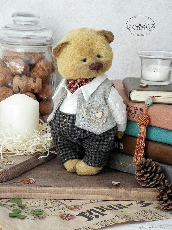 Тедди-игрушки от Юлии (GulaZ)