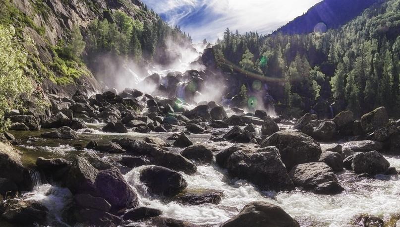 ТОП-10 самых впечатляющих водопадов России, изображение №11