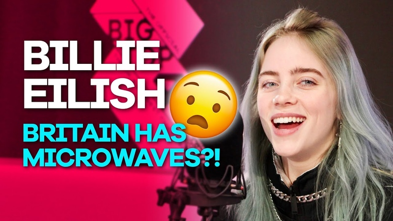 Billie Eilish goes on hilarious rant about Britain and responds to internet rumours