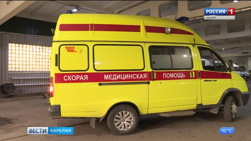 Доплата медработникам скорой помощи в Петрозаводске будет увеличена