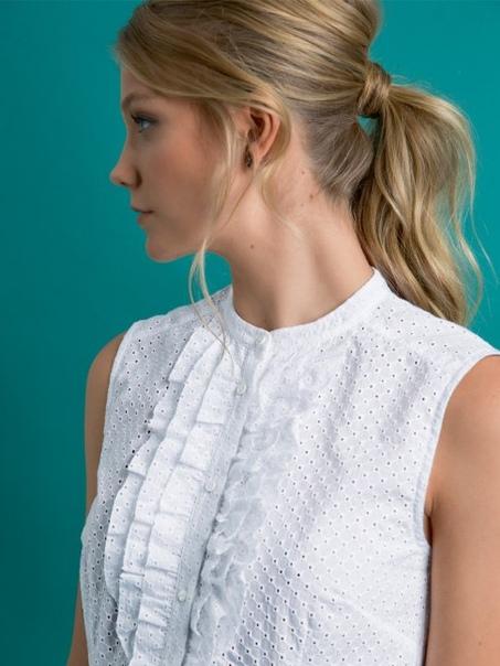 Выкройки блузок - подборка