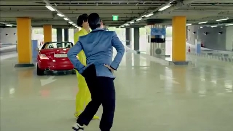 PSY - GANGNAM STYLE(강남스타일) M_V