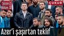 Çukur 2.Sezon 32.Bölüm - Azer'i Şaşırtan Teklif