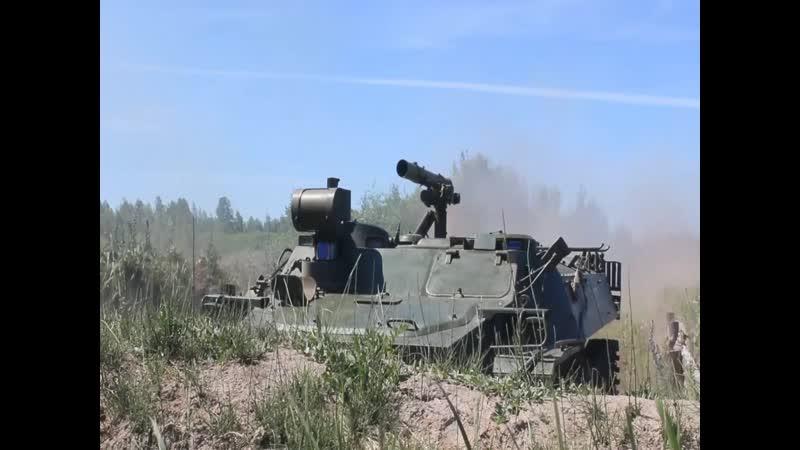 Военные из Азии, Африки и Латинской Америки оценили мощь российского оружия на полигоне под Оренбургом