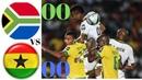 ملخص مباراة غانا ضد جنوب افريقيا 0 - 0 2019 ghana vs south africa