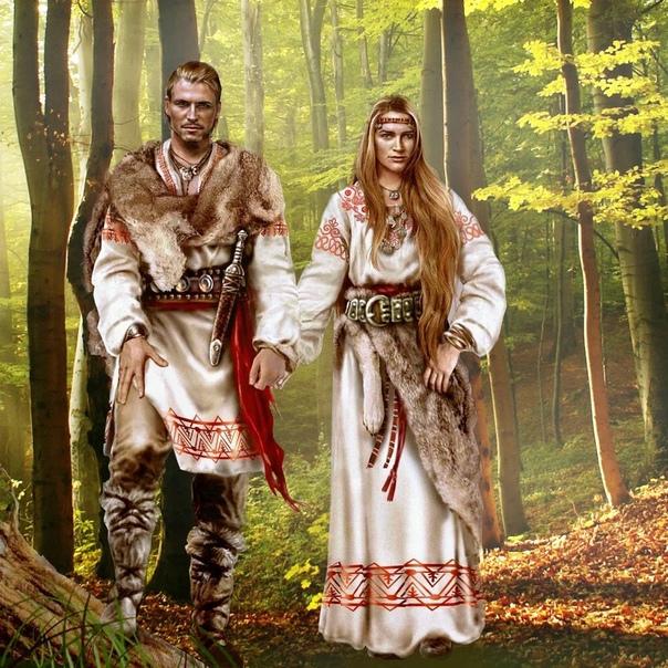 Древняя притча про мужчин и женщин