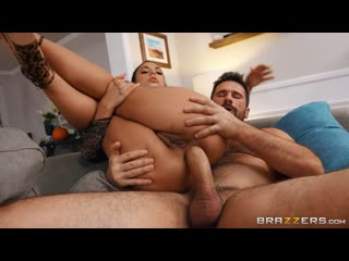 Gina Valentina - Day With A Pornstar - Anal Sex Blowjob Hardcore Brazilian Latina Natural Tits Piercing Tattoo, Porn, Порно