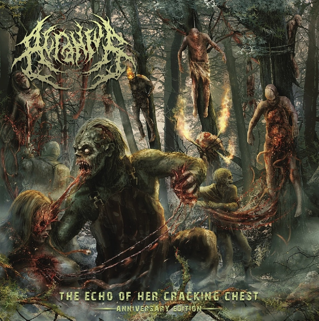 Acranius - The Echo of Her Cracking Chest (Anniversary Edition)