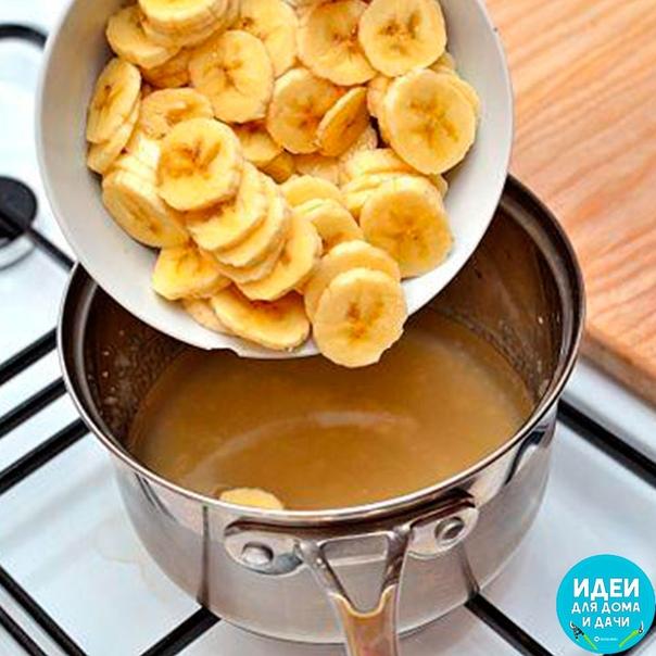 Закипяти бананы с корицей и выпей перед сном.
