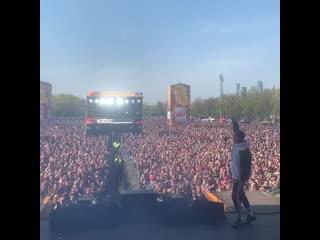 ДЕТИ RAVE - ТУРБО ПУШКА (LIVE) HIP- HOP MAY DAY 2019 Moscow