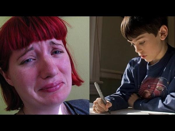 Мать убиралась в комнате сына, когда обнаружила письмо, оно заставило ее проплакать несколько дней