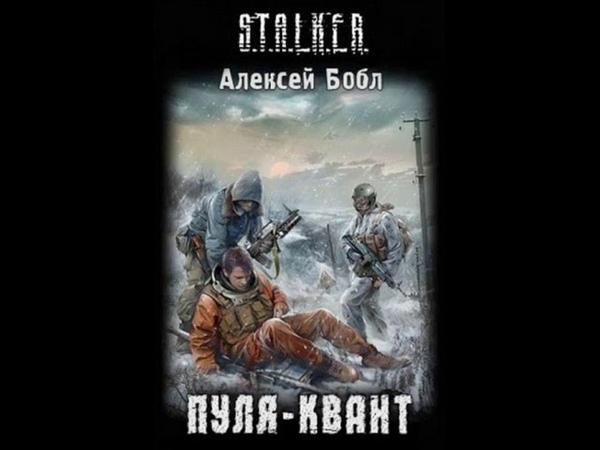 S.T.A.L.K.E.R. Пуля-квант (аудиокнига)
