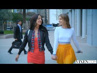Evelin Stone and Kristen Scott (ADULT FILM MAKING 101)[2019, All Sex, Threesome, HD 1080p]