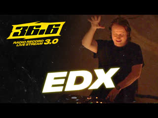 EDX  36.6 Radio Record Live Stream 3.0