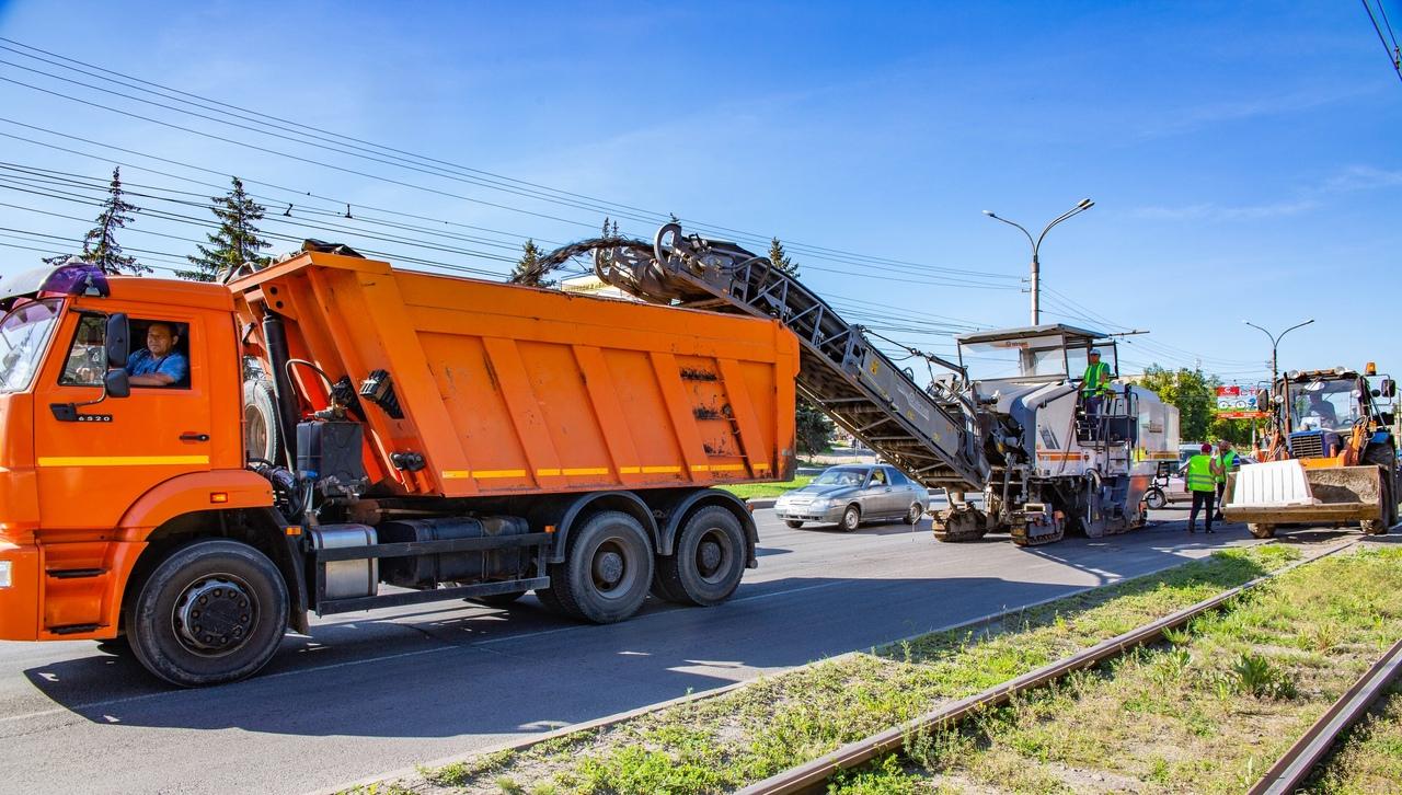 В Курске приступили к реализации нацпроекта «Безопасные и качественные автомобильные дороги»