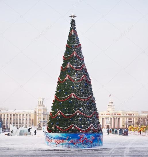 В городе Кемерово, видимо, всё настолько хорошо, что там установили ёлку за 18 млн рублей, что в три раза дороже Кремлёвской К удивлению властей, жители города почему-то не очень довольны такой