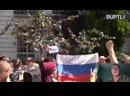 Они же не хотят как в Париже! Желтые жилеты поддержали москвичей в Париже aquilan