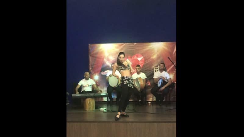МК Ангелина Судакова и оркестр «Cairo Band»