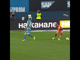Себастьян Дриусси  автор лучшего гола мая в #РПЛ