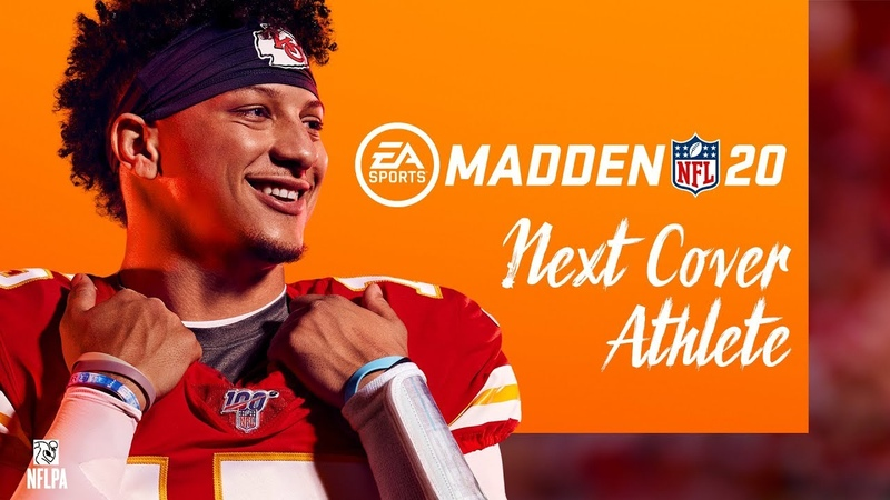 Madden 20 Reveal Trailer Face of the Franchise ft Patrick Mahomes