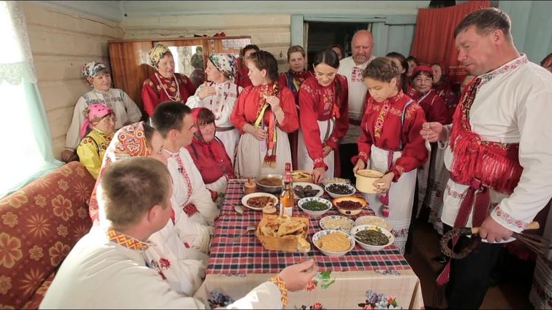 Невероятная коми-пермяцкая свадьба    Любовь без границ