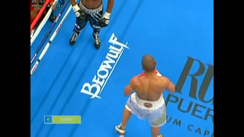 Один из лучших боев в истории полусреднего веса: Мигаль Котто v/s. Шейн Мозли (10.11.2007)