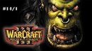Прохождение WarCraft 3 Reign of Chaos 14/1 Кампания Орды (продолжение)