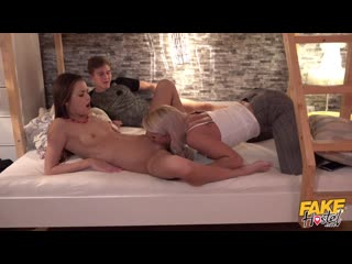 [FakeHostel] Cindy Shine, Kathy Anderson - Lets Get Connected New Porn 2019