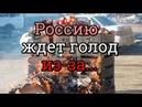 Скоро голод в России, а знаете из-за чего?